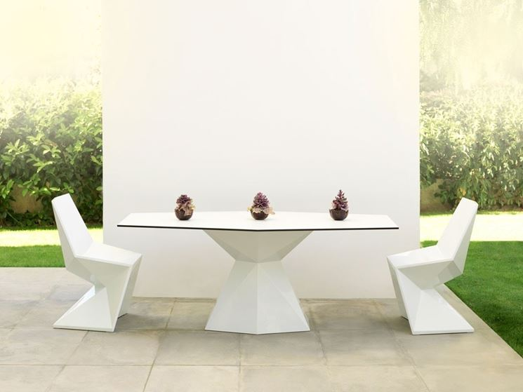 Arredamenti esterni accessori da esterno arredamento for Arredi terrazzi design