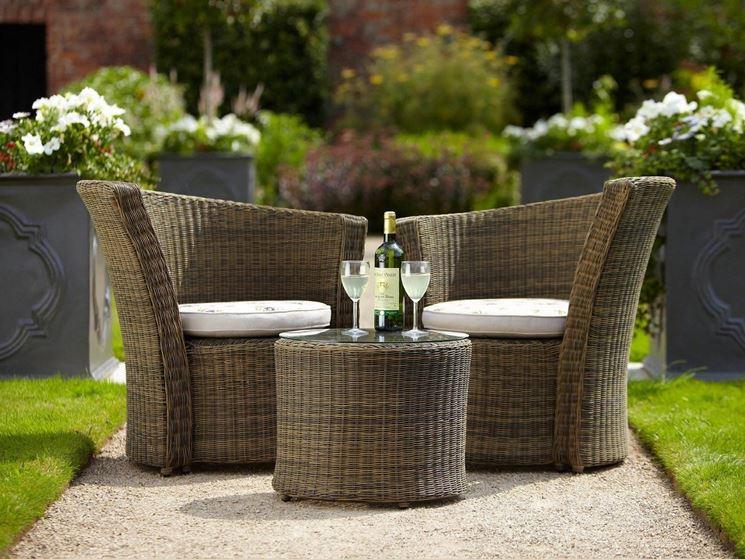 Arredamento da esterni accessori da esterno for Complementi da giardino
