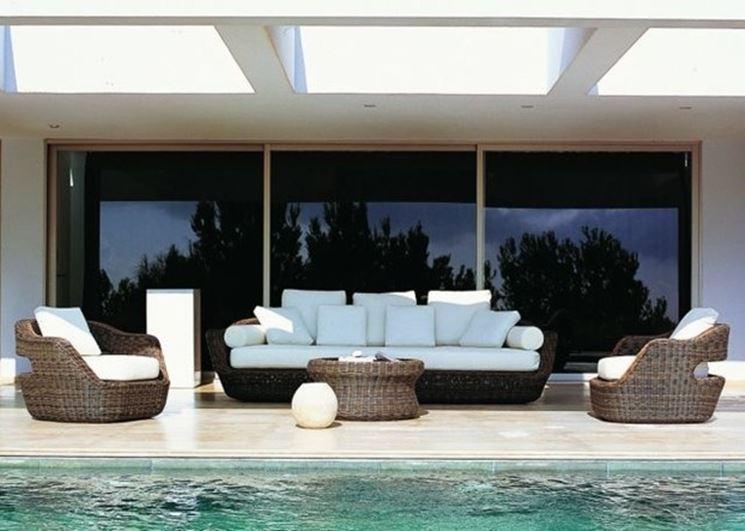 Arredamento da esterno accessori da esterno come - Arredi case moderne ...