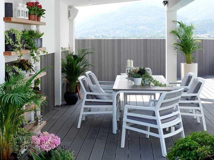 Arredamento Moderno Da Giardino : Arredamento da esterno accessori ...
