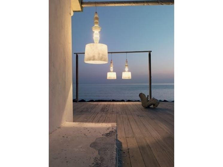 Esempio di illuminazione da esterno
