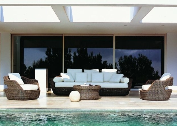 Casa moderna roma italy obi mobili da giardino for Italia arredo