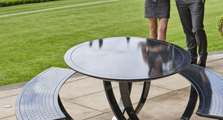 Design in giardino