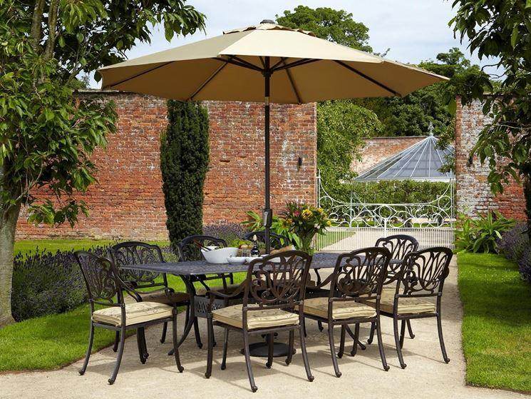 Arredamento esterno giardino accessori da esterno for Arredamento da esterno