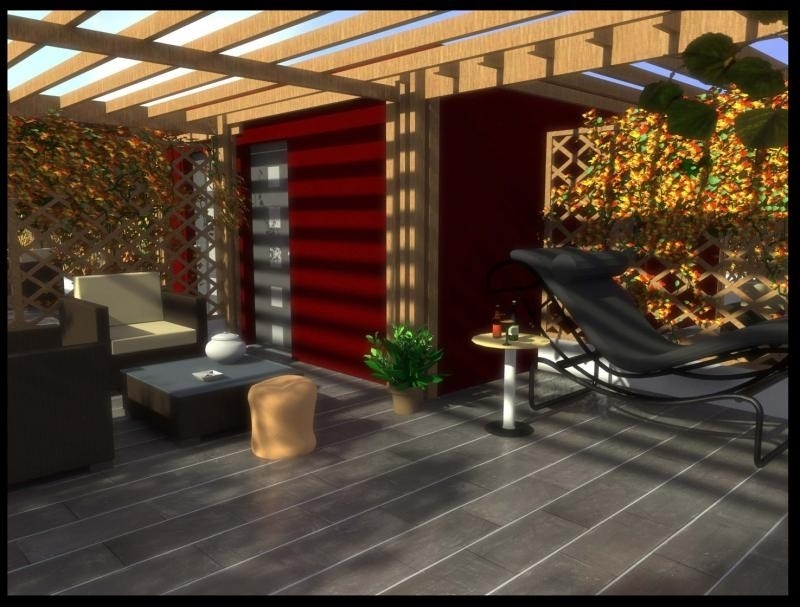 arredamento terrazzo accessori da esterno arredamento