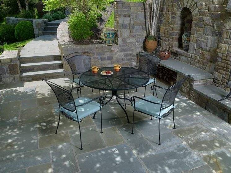 Arredo esterno per giardino accessori da esterno come for Arredamento accessori