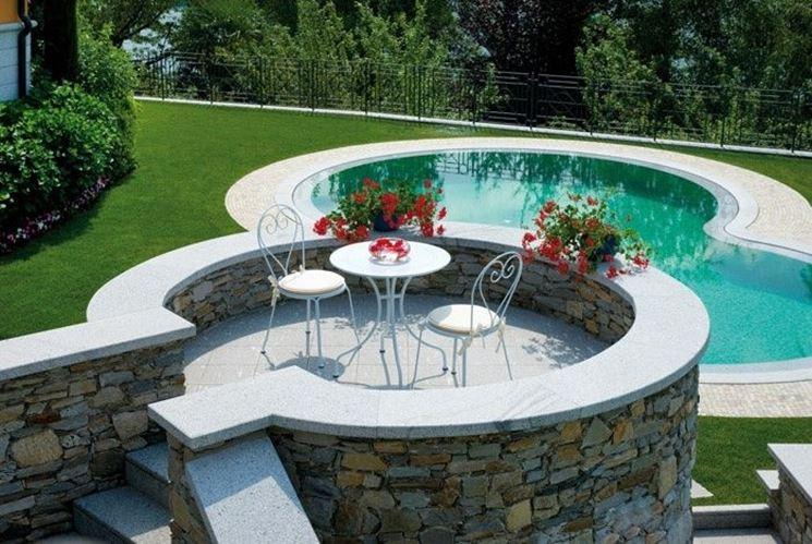 Arredo giardino ferro accessori da esterno arredo for Giardini arredo