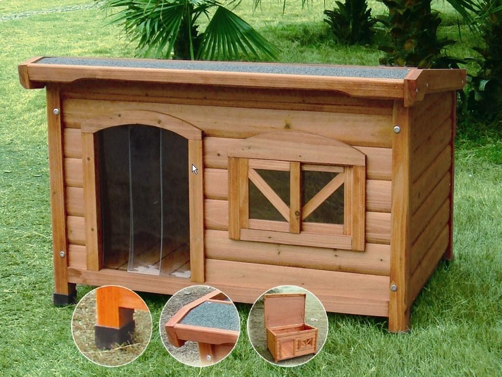 Come costruire una cuccia per cani tutte le offerte for Cuccia cane fai da te legno
