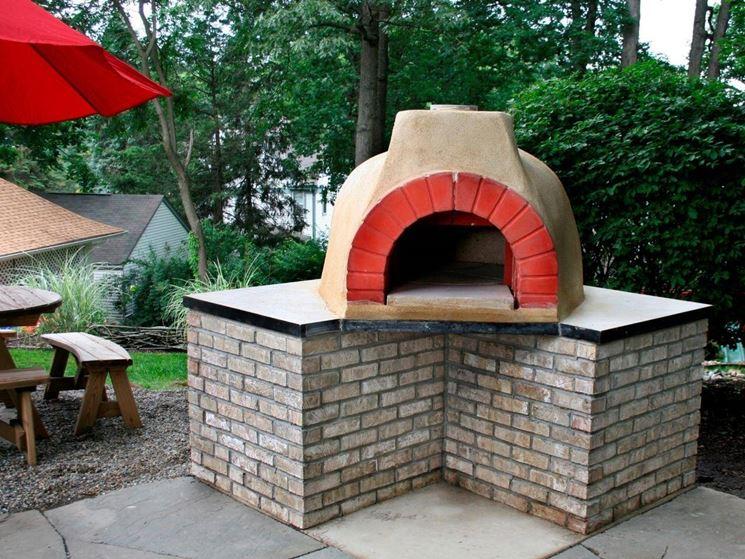 Costruire un forno a legna - accessori da esterno - Costruire forno ...