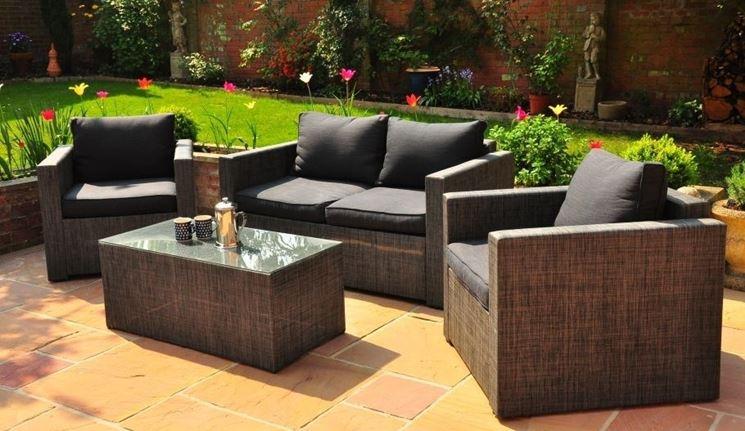 Mobili da esterni accessori da esterno caratteristiche for Arredamento da giardino