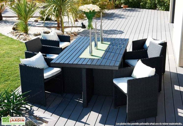 Salotti Allaperto : Salotti da giardino accessori da esterno salotti per giardino
