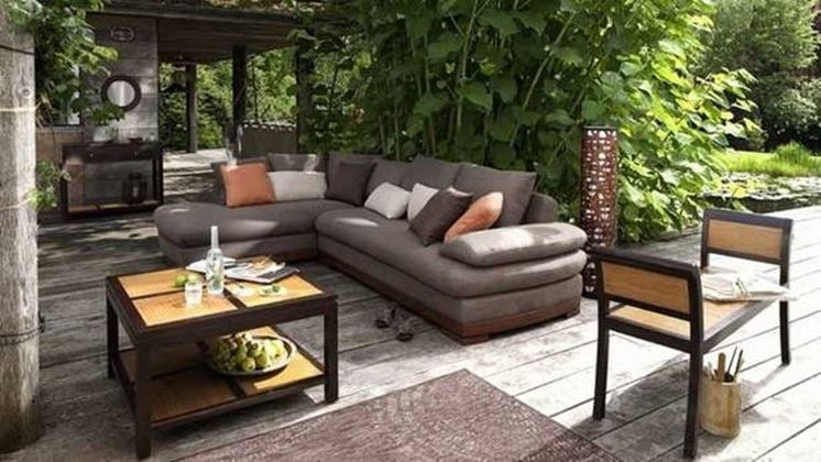 Salotti da giardino accessori da esterno salotti per - Salotti vimini per esterni ...