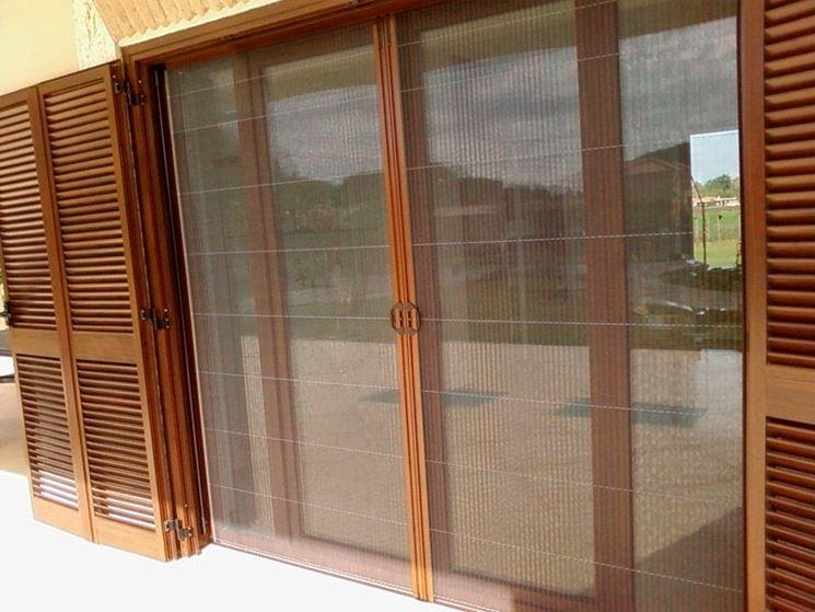 Zanzariere fai da te accessori da esterno come realizzare zanzariere - Costruire una finestra ...