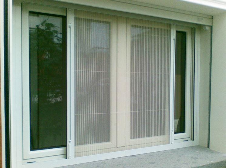 Zanzariere magnetiche accessori da esterno - Zanzariera porta finestra prezzo ...