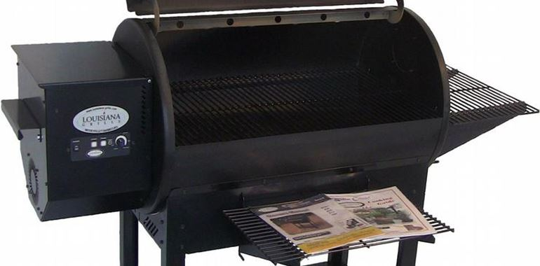 barbecue a legna