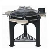 barbecue in acciaio