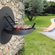 Barbecue in mattoni