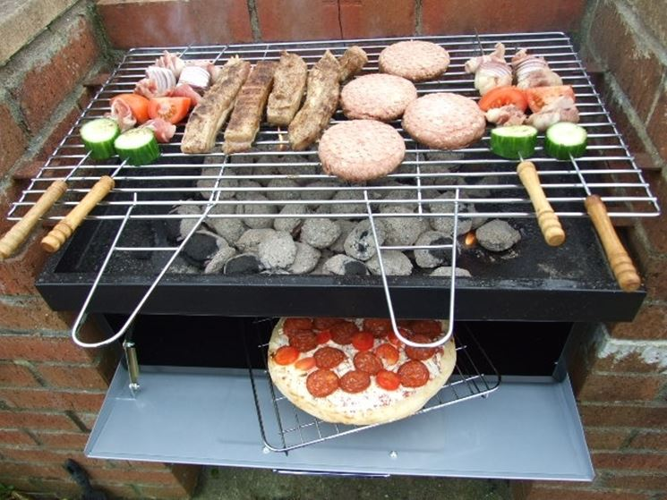 Superb Barbecue Fai Da Te Barbecue Realizzare Un Barbecue