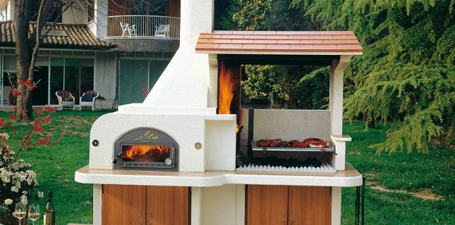 <h6>barbecue in muratura</h6>Il barbecue in muratura � un elemento piuttosto importante in un giardino, soprattutto per chi non rinuncia al piacere di un�ottima grigliata.