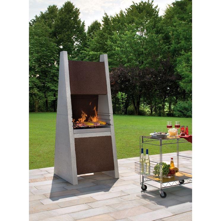 Consigli Per Costruire Il Barbecue In Giardino : Costruire barbecue in muratura