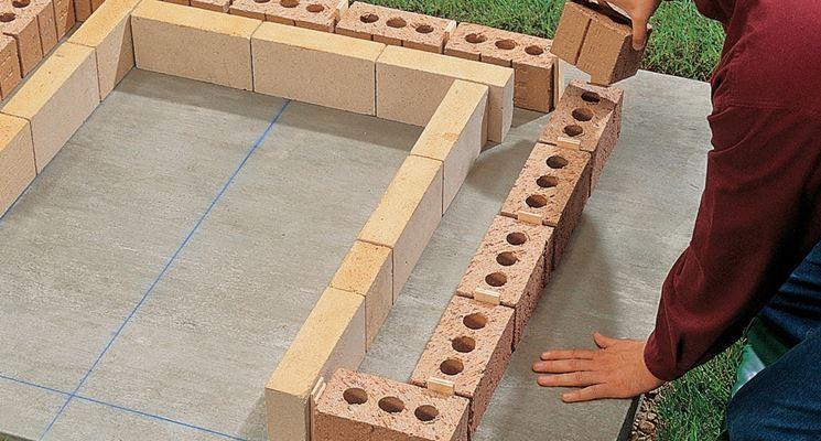 Costruire barbecue barbecue come costruire un barbecue for Come fare per costruire la tua casa