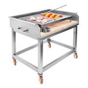 come costruire un barbecue artigianale