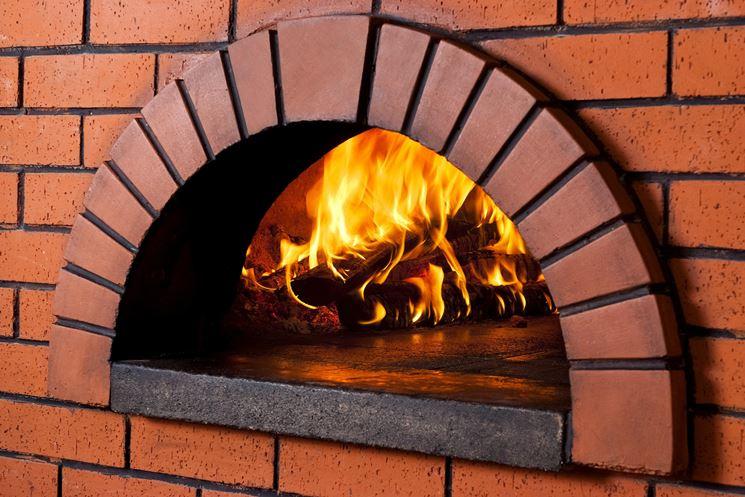 Costruire forno a legna barbecue come realizzare un for Forno a legna in mattoni refrattari