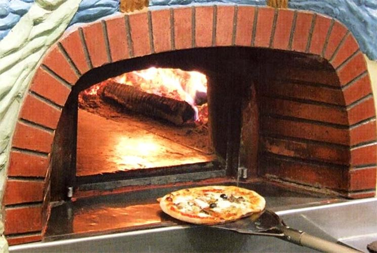Forno per pizza in muratura lc23 pineglen - Forno per pizza da giardino ...