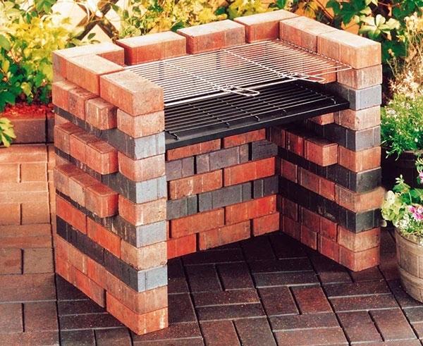 Consigli Per Costruire Il Barbecue In Giardino : Costruire un barbecue in muratura
