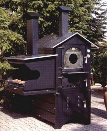 forni da giardino - barbecue