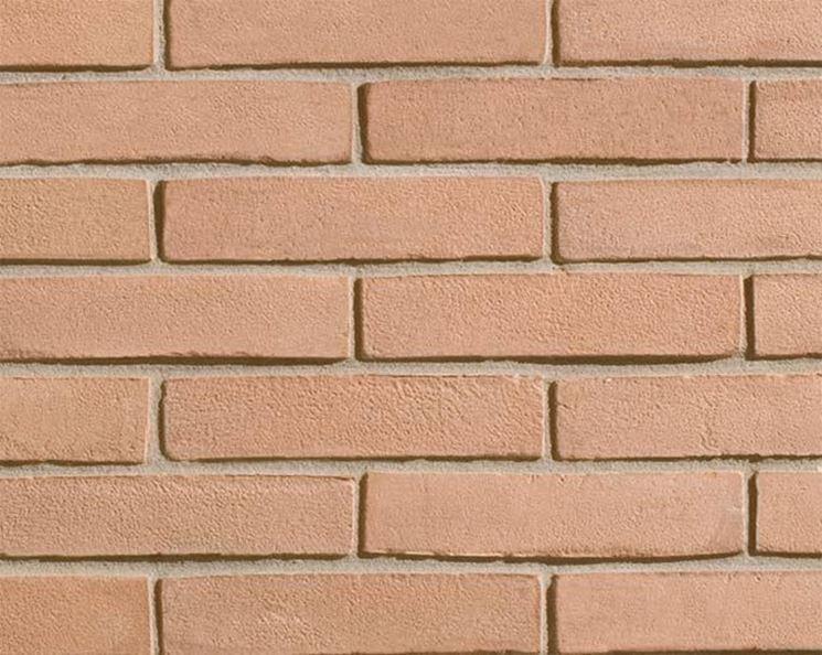 mattoni refrattari muro