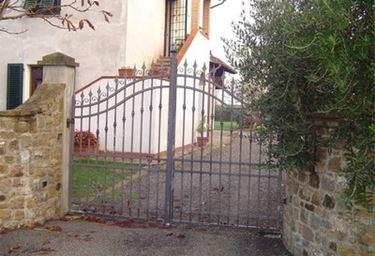 cancello per abitazione