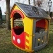 casetta giardino bambini