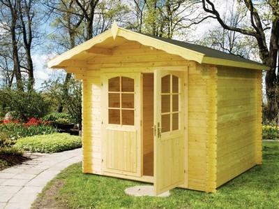Casette in legno da giardino - casette da giardino - Scegliere casette in legno da giardino
