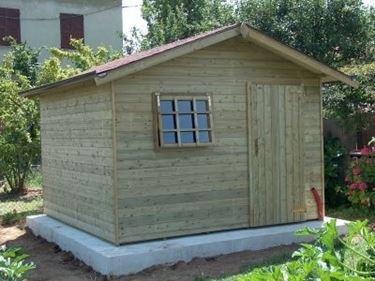vendita casetta da giardino