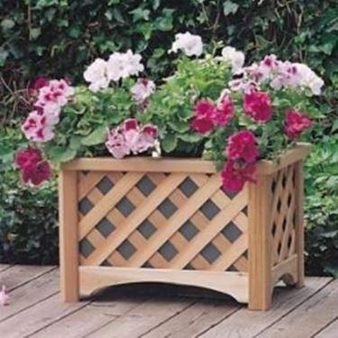 Fioriere di legno domande e risposte arredamento for Vasi di legno