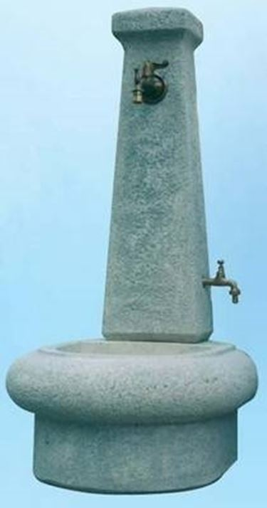 fontane in pietra da esterno