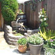 Fontana per giardino originale