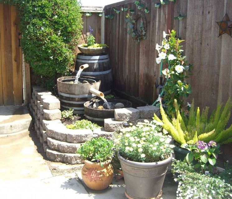 Fontane per giardino fontane fontane arredo giardino for Pompe per laghetti da giardino