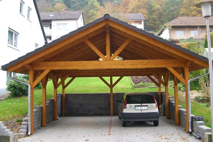 Gazebi per auto gazebo caratteristiche dei gazebi per auto for Prezzo al piede quadrato per costruire un garage