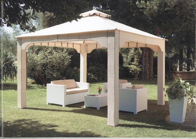 Gazebo Per Matrimonio In Giardino : Gazebo per giardini migliori