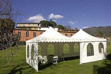 tenda da gazebo per giardino