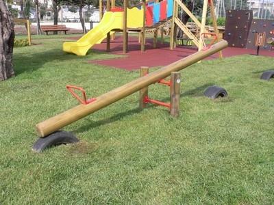 Altalena carosello giochi da giardino for Altalena a dondolo