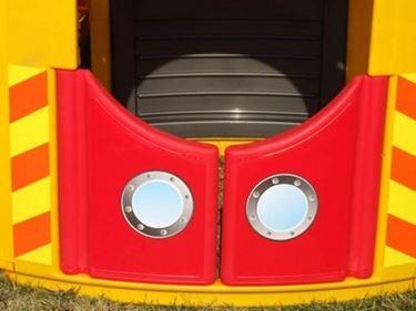 casetta per bambini da esterno