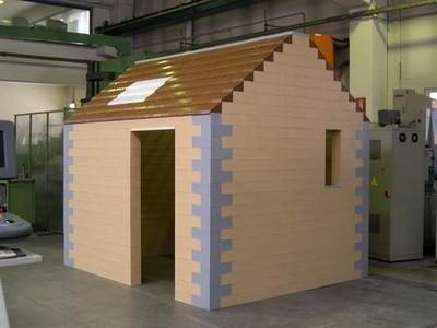 Casette bambini in plastica giochi da giardino - Casa plastica per bambini ...
