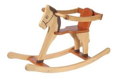 Costruire Un Cavallo A Dondolo Di Legno.Cavallo A Dondolo Giochi Da Giardino
