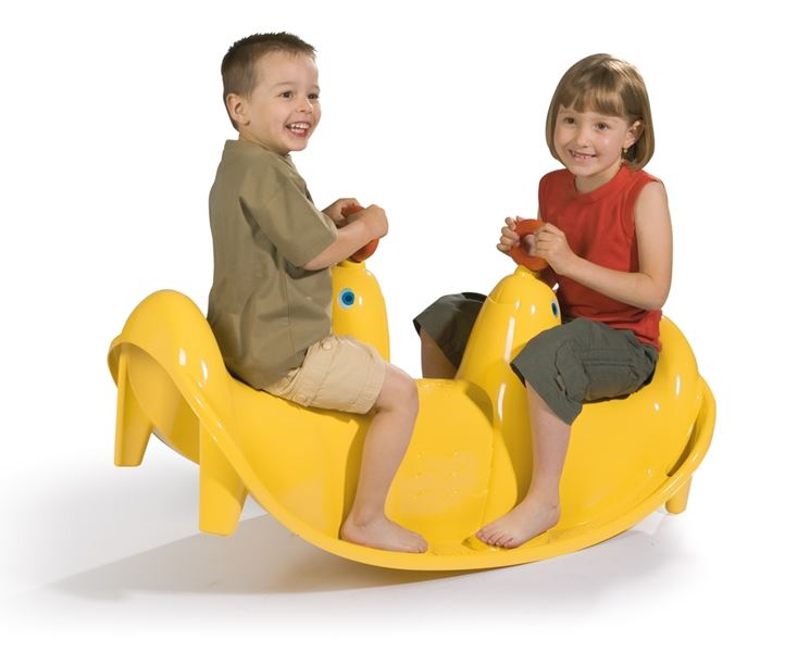 Dondolo bambini - giochi da giardino - Dondolo da giardino per bambini
