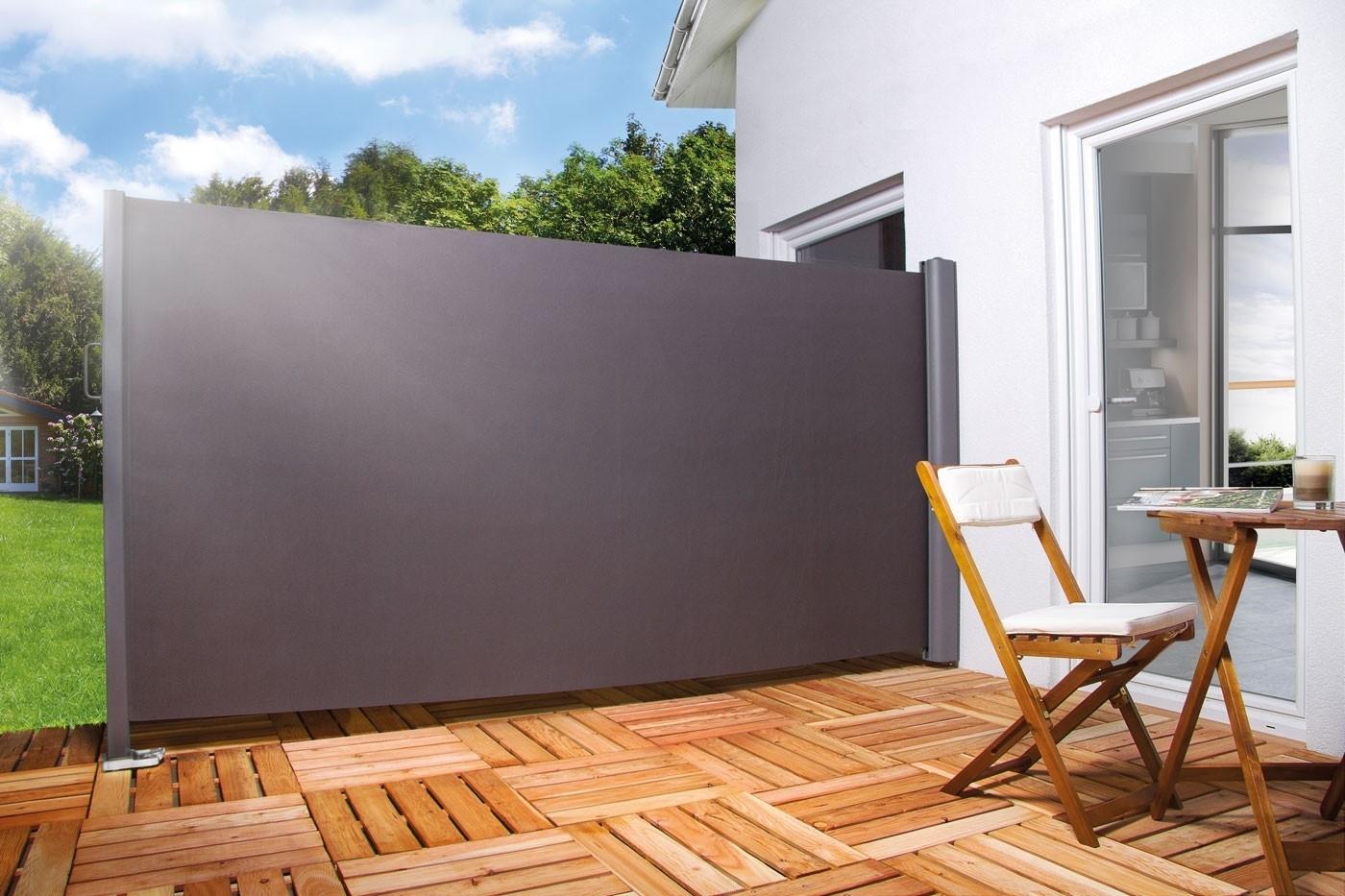 Divisori In Plastica Per Terrazzi frangivento - grigliati e frangivento da giardino - come