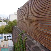 pannelli frangivento in legno