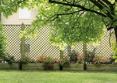 Vendita grigliati grigliati e frangivento da giardino for Vendita materiale da giardino